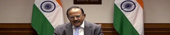 NSA Ajit Doval Involved In Ongoing Political Process In Jammu And Kashmir