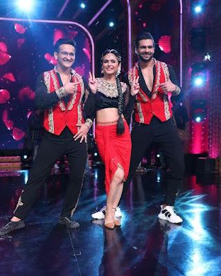 Vishal Aditya Singh dance