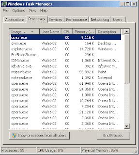 Fungsi dan Cara Menggunakan Task Manager Windows