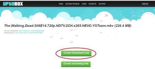 download di Uptobox