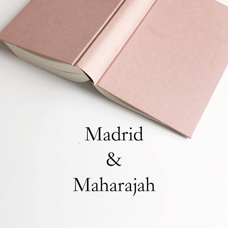 NARS Madrid & Giorgio Armani Maharajah look