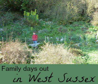 List of family days out in West Sussex