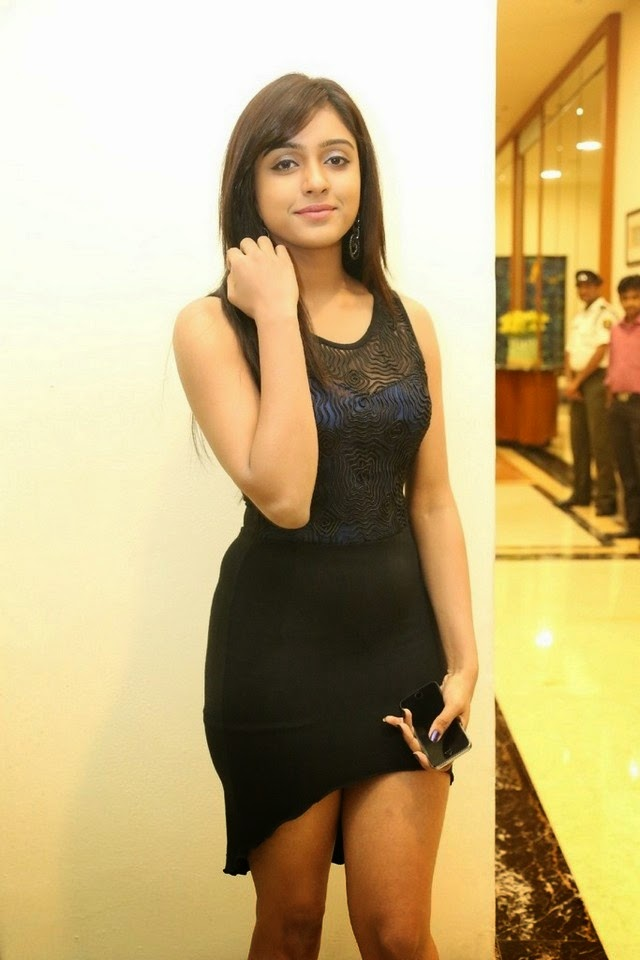 Vithika Sheru Spicy Stills In Black Suit