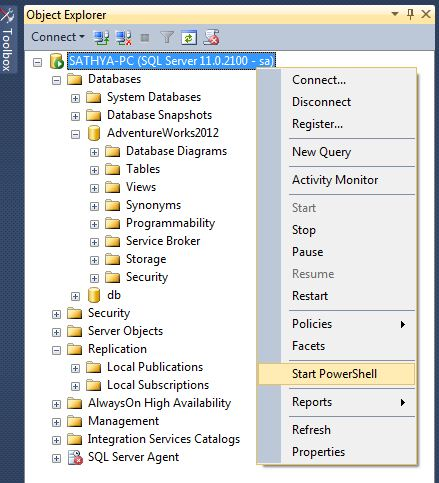 pause in powershell