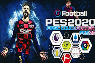Download Game Android PES 2020 MOD FTS 2019/20