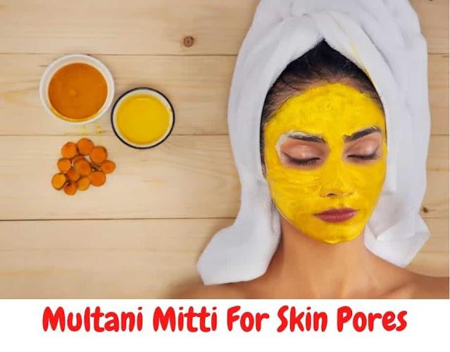 Multani Mitti For Skin Pores