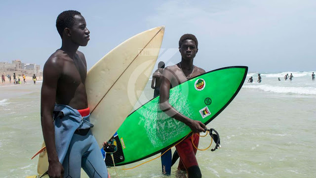 Senegal: The new African paradise for surfers