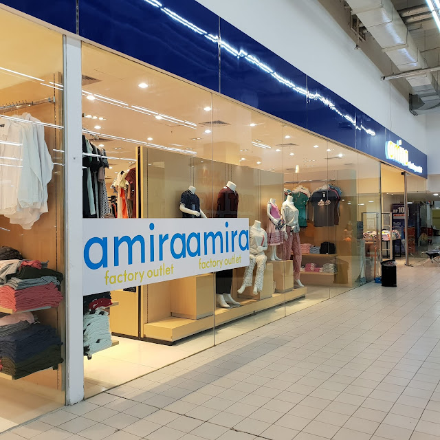 amira factory outlet