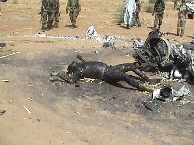 Essay on genocide in sudan