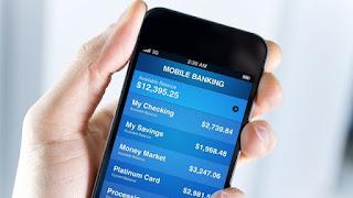 Telefondan Mobil Bankacılık İngilizce Örnek
