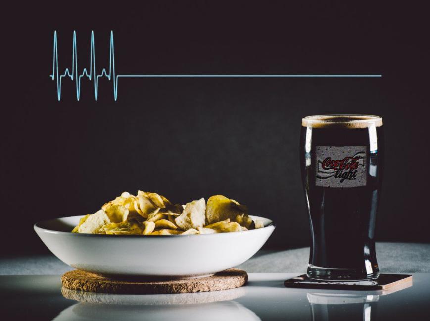 Salute News: Rischio Tumore con Patatine fritte in busta, carni processate e Coca-Cola