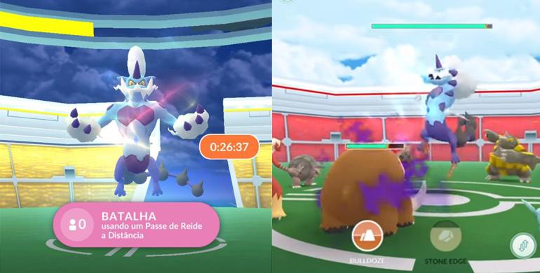 Reide - Pokémon GO