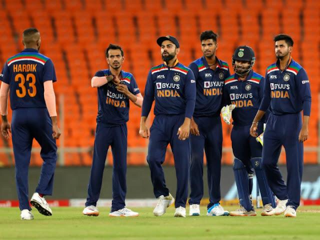 टी20 विश्व कप के लिए टीम इंडिया का ऐलान, इन खिलाड़ियों को मिली जगह