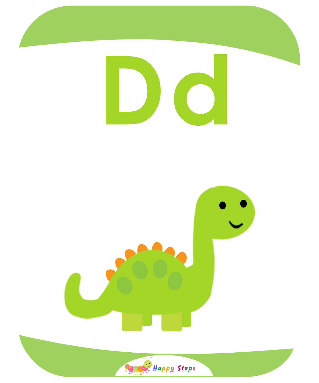 Letter D Flashcards