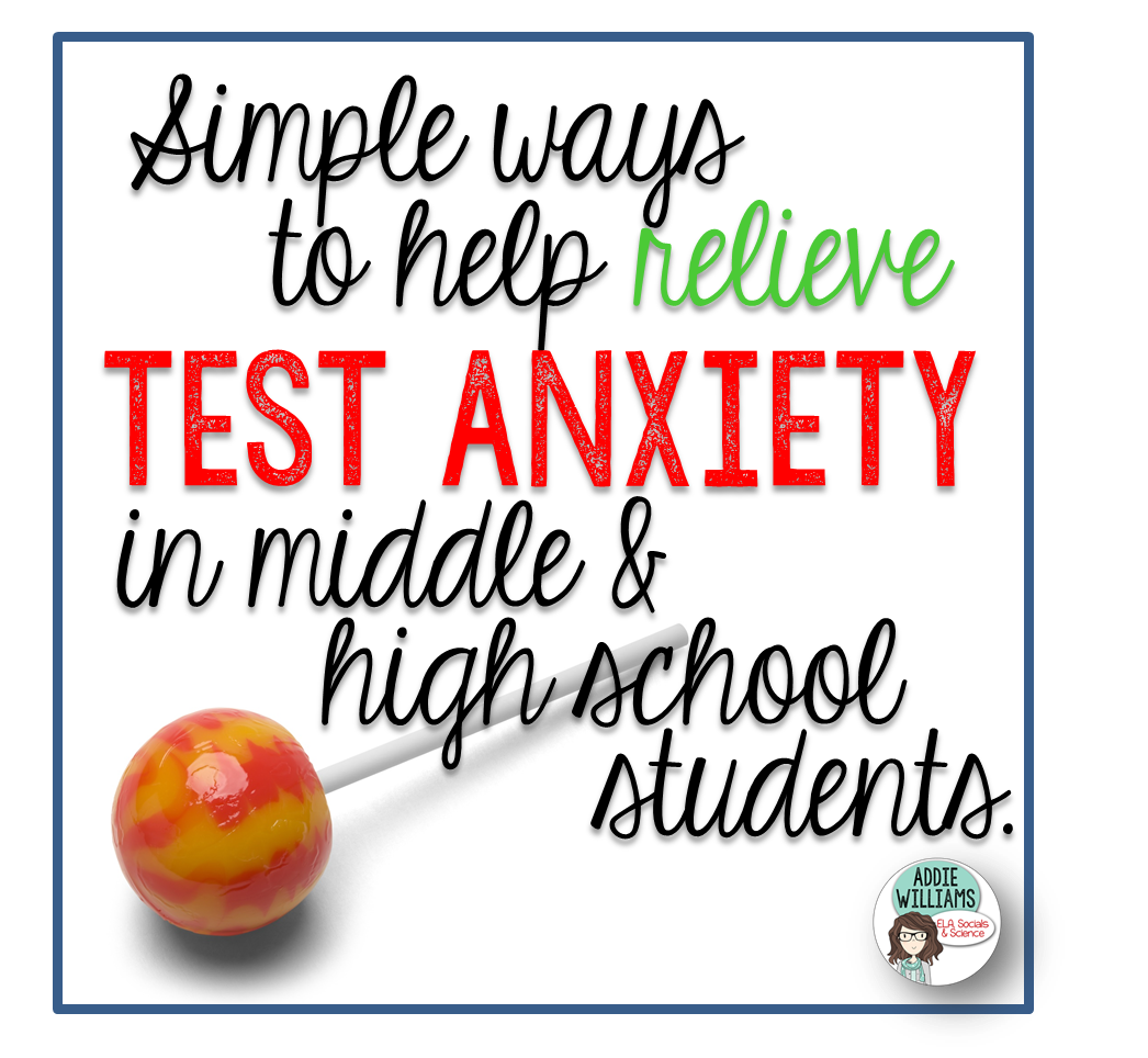 test anxiety Test anxiety booklet the intent of this booklet is to help students and parents better understand test anxiety, and to provide methods to help students cope with test anxiety and ultimately be successful in their courses.