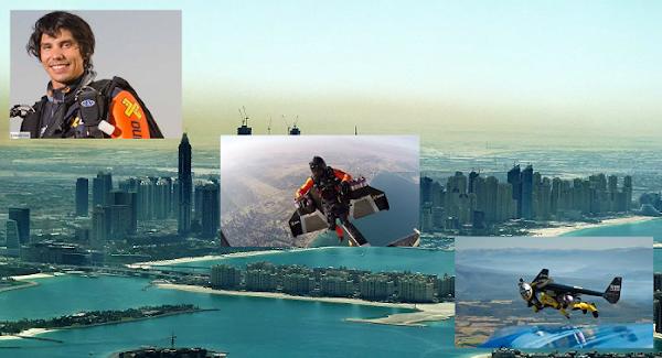 Vince Reffet, L'«homme volant» français Vince Reffet meurt lors d'un entraînement à Dubaï