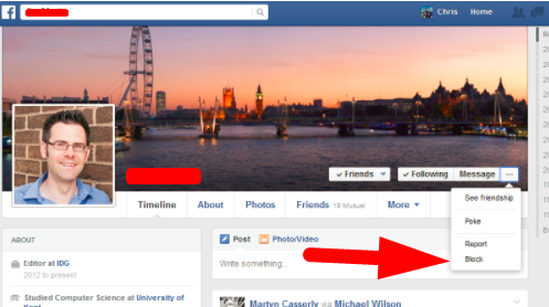 How To Unblock Friend On Facebook