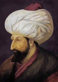 OTTOMANS EMPIRE FATİH SULTAN MEHMED