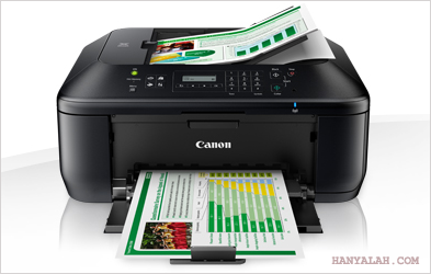 Driver Printer Canon MX470 All Windows