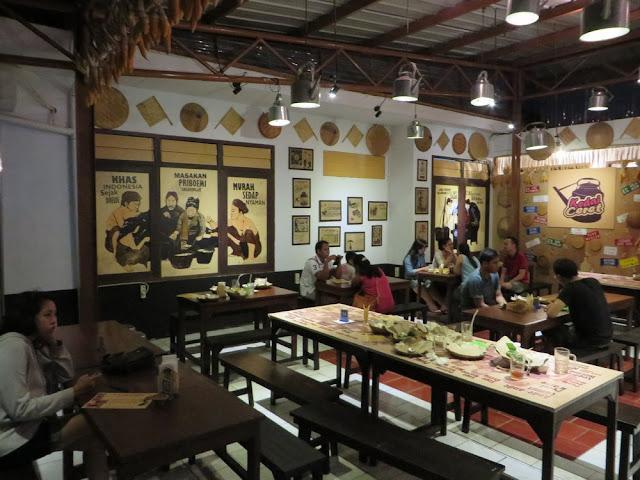 Kedai Caret Tempat Nongkrong Paling Murah di denpasar
