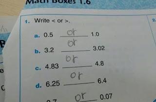 Las mejores y más divertidas respuestas de alumnos (Humor)