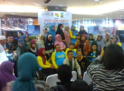 Sosialisasi GBS di Bandung