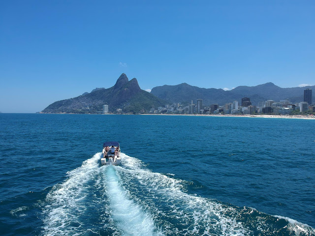 Blog Apaixonados por Viagens - Rio de Janeiro - Passeio de Lancha