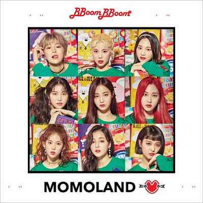 Download [Album] MOMOLAND - Great! - EP [MP3]