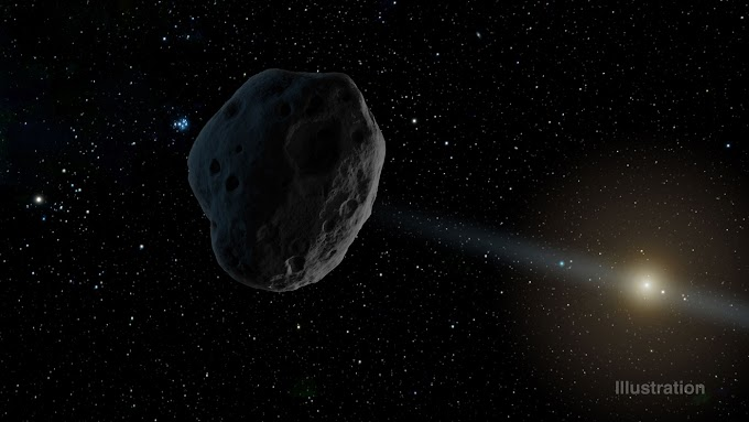 धूमकेतु या पुच्छल तारा क्या है? (About Comets in Hindi)