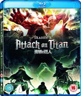 Attack on Titan – Temporada 2 [4xBD25] *Subtitulada