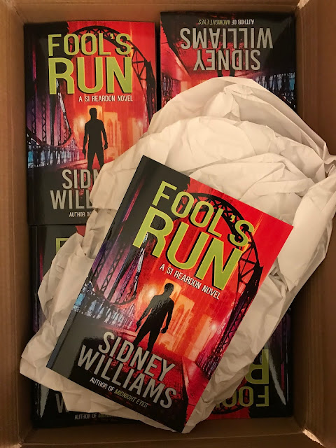 Fool's Run Trade Paperback in Box
