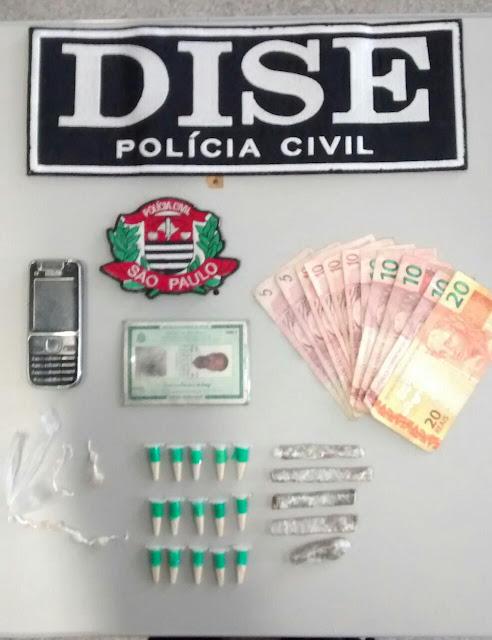 ATUAÇÃO DE CAMPO DE POLÍCIA JUDICIÁRIA REALIZADA PELA DELEGACIA SECCIONAL JACUPIRANGA PRENDE 52 PESSOAS