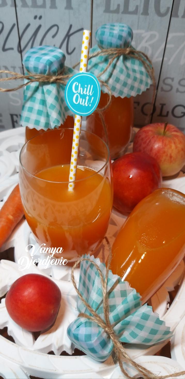 plodov domashen sok