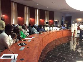 Kaduna state meeting