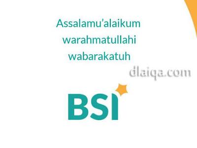 Cara Aktivasi Aplikasi BSI Mobile