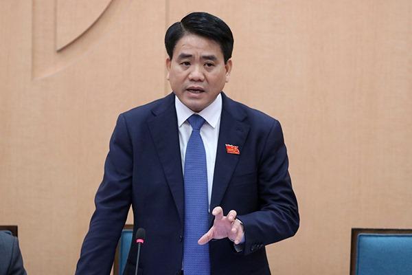 """Ông Nguyễn Đức Chung: """"180 quán bia thì 150 quán có ông công an đứng đằng sau"""""""