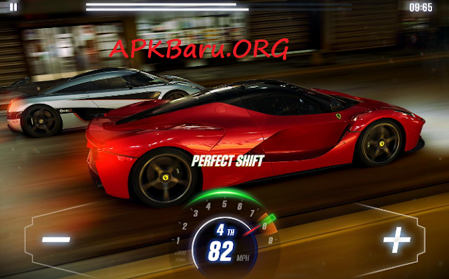 CSR Racing 2 Mod v1.8.0 Apk+Data Obb Terbaru