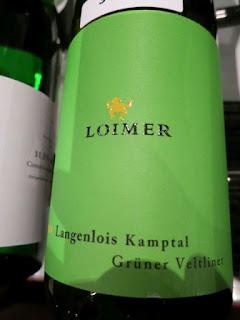 Loimer Langenlois Grüner Veltliner 2014 - DAC Kamptal, Austria (88+ pts)
