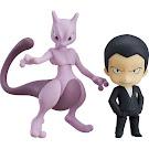 Nendoroid Pokémon Giovanni & Mewtwo (#875) Figure