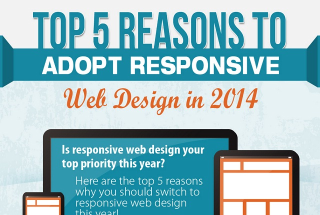 Top 5 Reasons To Adopt Responsive Web Design In 2014