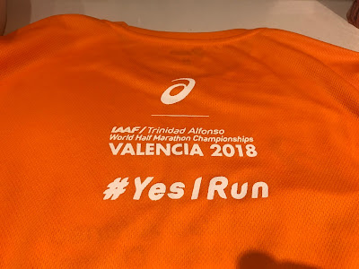 IAAF WORLD HALF MARATÓN VALENCIA: Yes, we run!