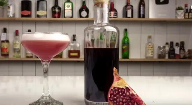 How to make Grenadine Juice at home