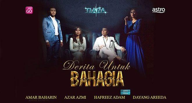 Sinopsis Drama Derita Untuk Bahagia Lakonan Azar Azmi & Amar Baharin