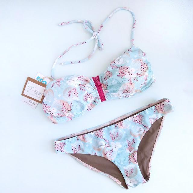 Bikini Cabuya Sostenible