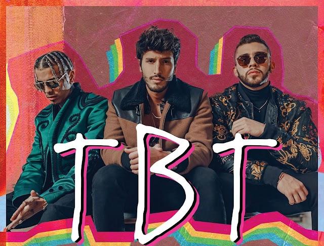"Sebastián Yatra presenta ""TBT"" junto a Rauw Alejandro y Manuel Turizo"
