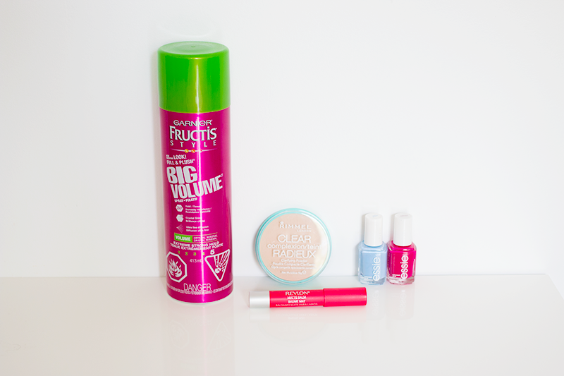 Current Drugstore Favourites