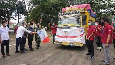 Pemkab Wajo Launching BSB untuk 12.005 KPM PKH