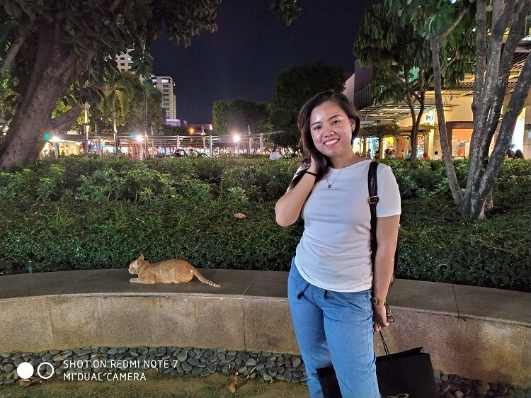 Redmi Note 7 Review Sample Camera - Outdoor - Night