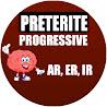 spanish preterite, preterite in Spanish, preterite progressive in Spanish, preterite tense , study Spanish