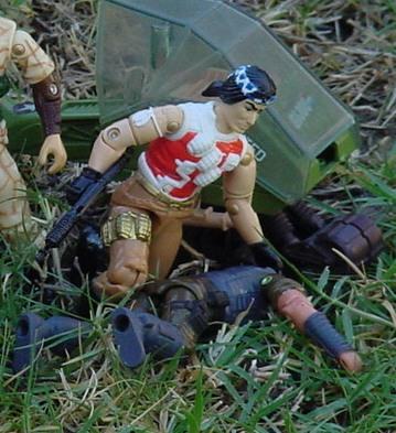 1993, Spirit, International Action Team, Mail Away, Ambush, LCV, Viper